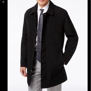 Kenneth cole revere rain coat sz xl